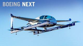 Boeing Next Tests Future eVTOL Air Mobility Concepts – AINtv