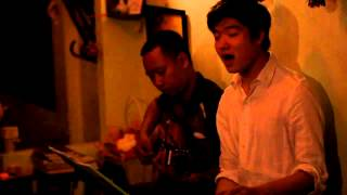 Câu chuyện tình tôi  Acoustic]  Quang Việt & Phương Trần