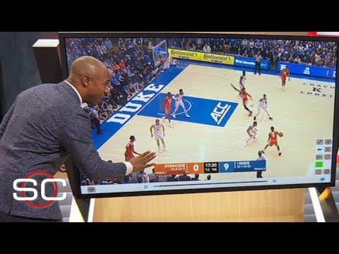 Breaking down Duke's defensive struggles without Tre Jones | SportsCenter