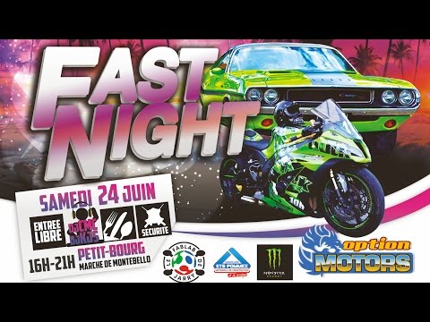 Fast Night 2017 - OFFICIAL trailer