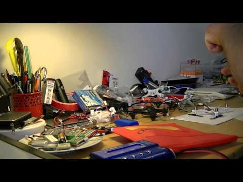 MongoTV_516  - Mongo Drones - I Try Make A System For My Many China Drone Transmitters