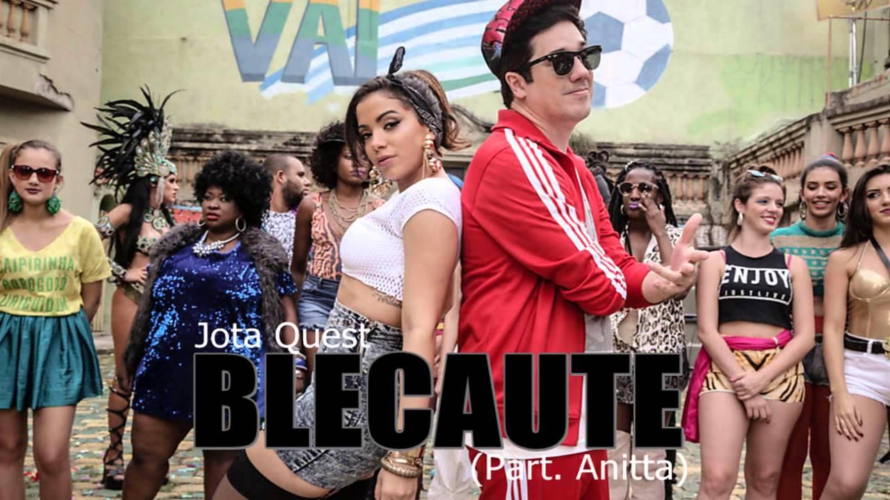 Resultado de imagem para Blecaute - Jota Quest e Anitta