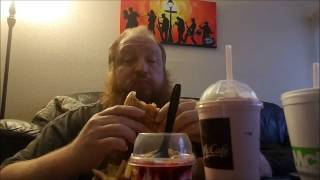 """Fast Food Fat Man"" episode 15 - McDonald's 80's Jingle Food Challenge - MUKBANG"