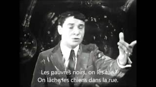 Watch Michel Sardou Merci Seigneur video