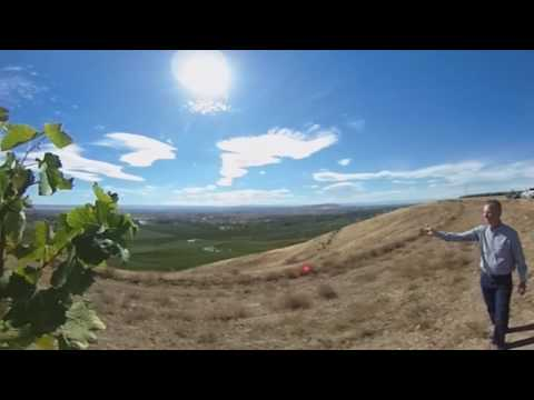 Washington's wine region, geology and climate: A 360 degree wine tour with winemaker Co Dinn