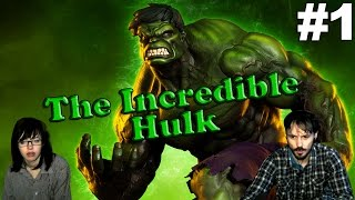Невероятный Халк The Incredible Hulk прохождение│THE INCREDIBIE HULK│#1