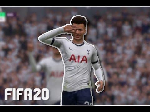 FIFA 20 DELE ALLI CELEBRATION TUTORIAL