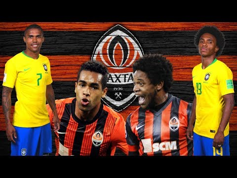 How Shakhtar Donetsk Became Europe's Go-To Club For Brazilians
