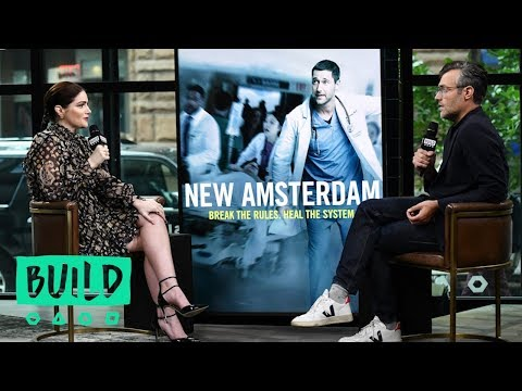 Janet Montgomery Discusses Her Role In NBC's