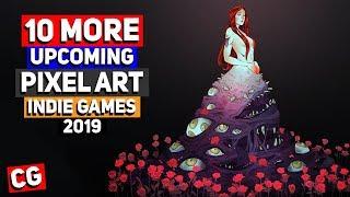 Baixar 10 MORE Upcoming Pixel Art Indie Games - 2019 & Beyond!
