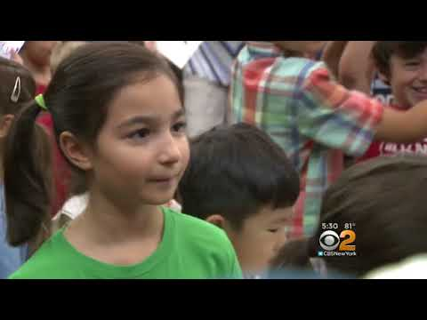 CBS 2: NYC Elementary Students Want City Council To Ban Toxic Pesticides In Parks