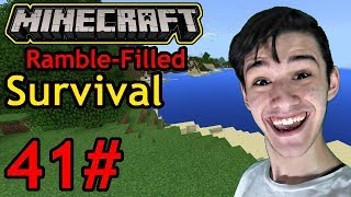 Two Ocean Temples?!?! (Minecraft Survival - Part 41 - Season 1)