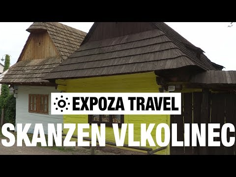 Skanzen Vlkolinec (Slovakia) Vacation Travel Video Guide