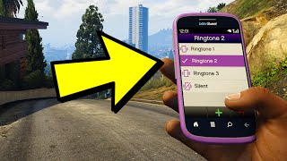 Gta 5 - secret iii ringtone! franklin's cell phone easter egg! (gta egg) ► click here to take surveys and make money: http://goo.gl/4s29oe and...