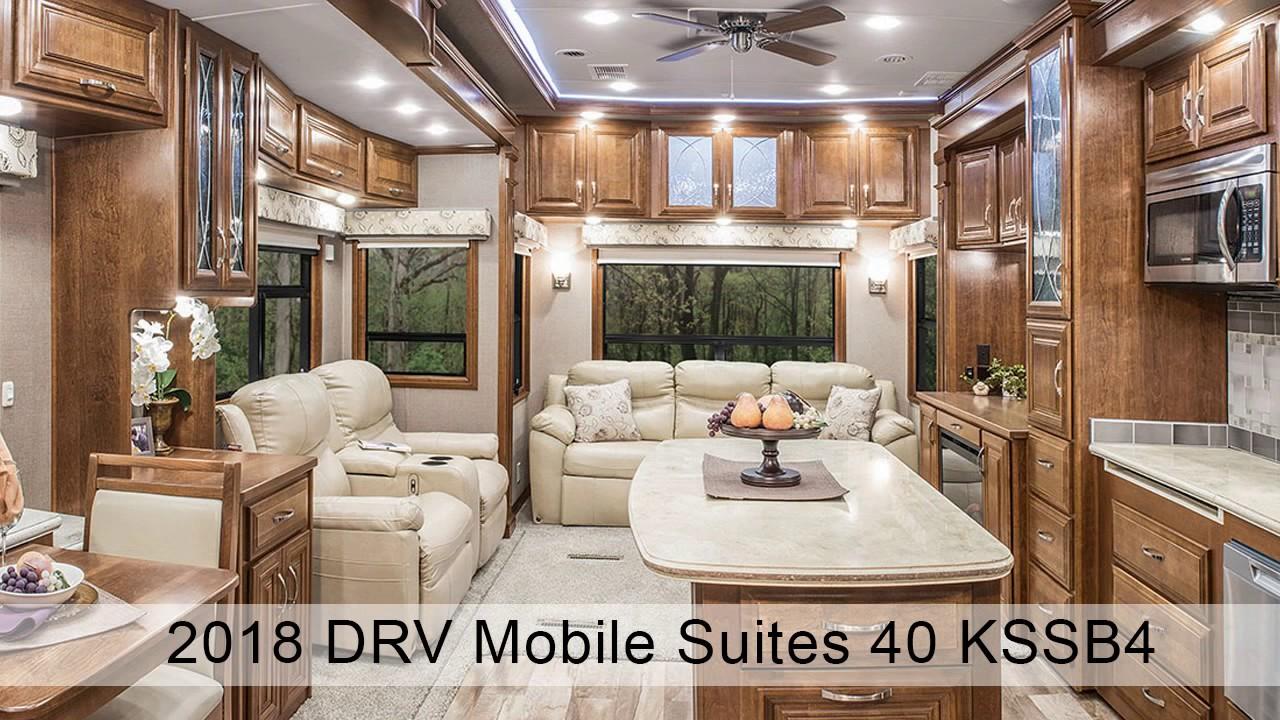 Mobile Suites Rv >> 2018 Drv Mobile Suites 40 Kssb4 Happy Daze Rv