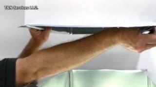 HVAC Sheet Metal Video Series  Pt 6