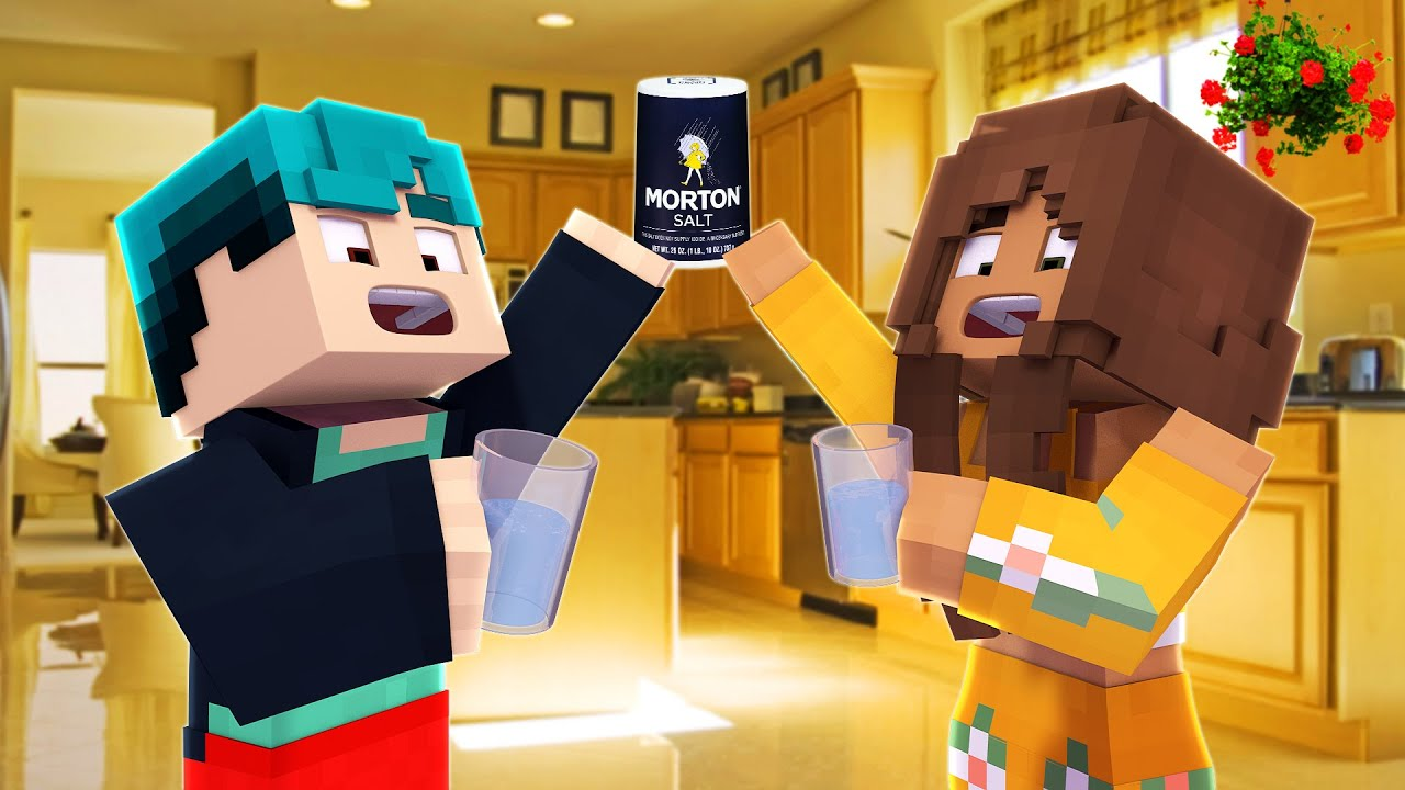 Minecraft Animation - How to NOT get COVID-19 in REAL LIFE!