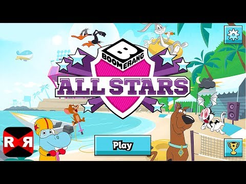 Boomerang All Stars - Tom and Jerry games - iOS / Android - Gameplay Video