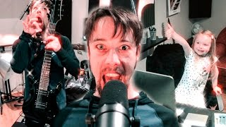 Repeat youtube video Firework (metal cover by Leo Moracchioli)