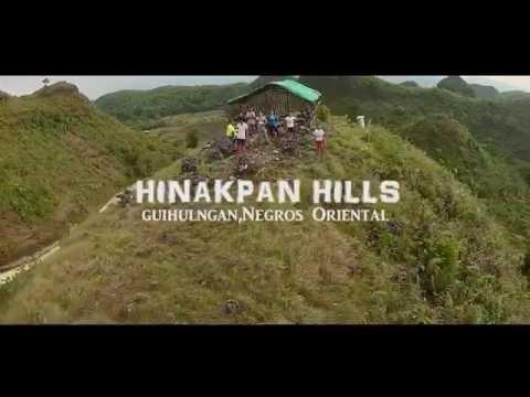 Hinakpan Hills in Guihulngan City, Negros Oriental