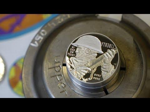 WWI Centennial Silver Dollar