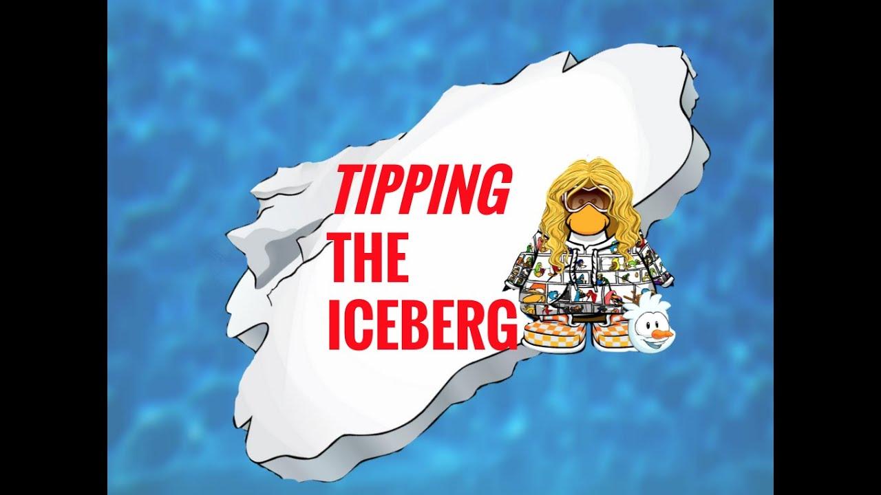 Club Penguin Users Finally Tip the Iceberg