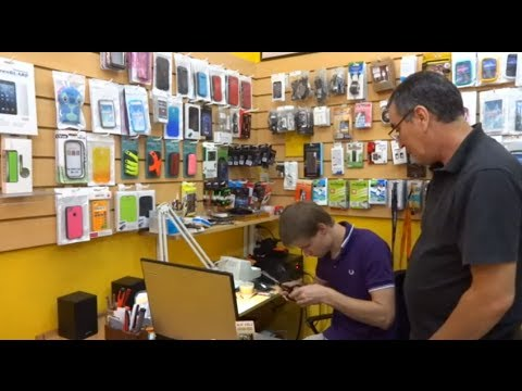 Буэнос-Ремонтос или ремонт телефонов в Аргентине