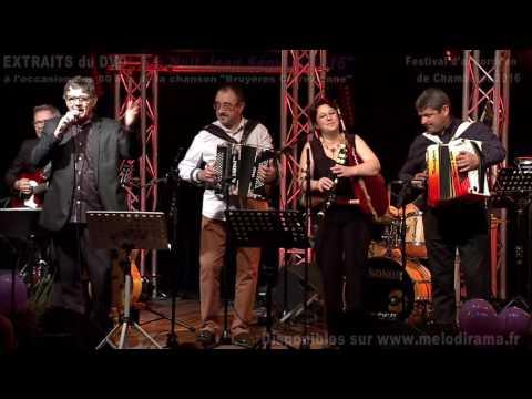 Gala d'accordeon de Chamberet 2016-La nuit JEAN SEGUREL