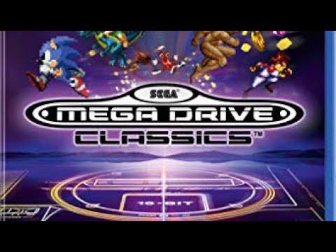 Sega Mega Drive Classics (PS4 Live Stream) thumbnail