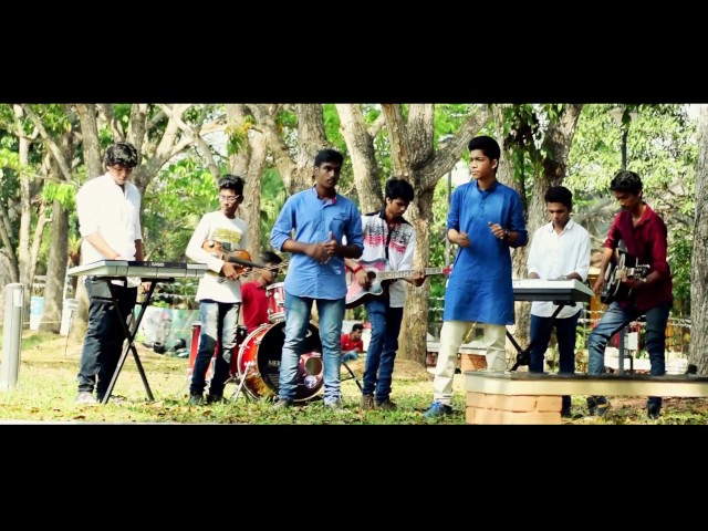 sirikkadhey and come closer mixed cover by X ntric