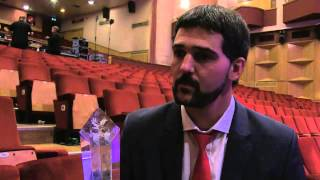 Julian Speroni On Being Named Crystal Palace Player Of The Year 2014