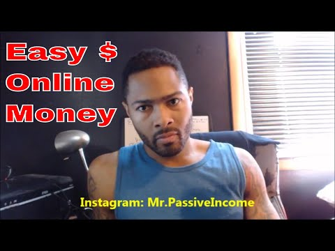 How To Make Super Easy Money Online!Paid Survey Sites That Actually Pay...