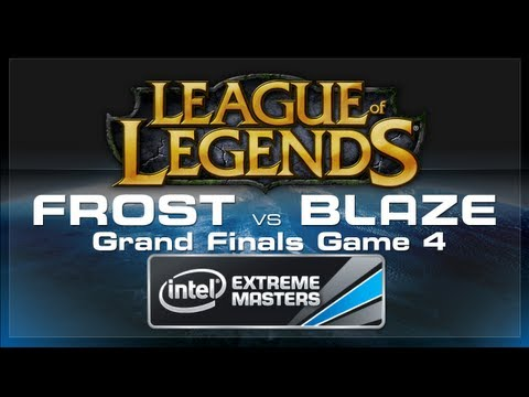 IEM CeBIT Playoffs - CJ Entus Frost vs CJ Entus Blaze - g4