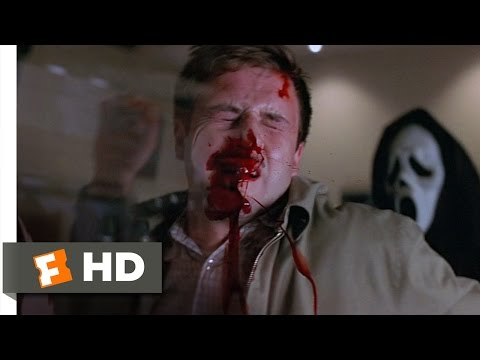 Scream 2 (8/12) Movie CLIP - Stabbed in the Back (1997) HD