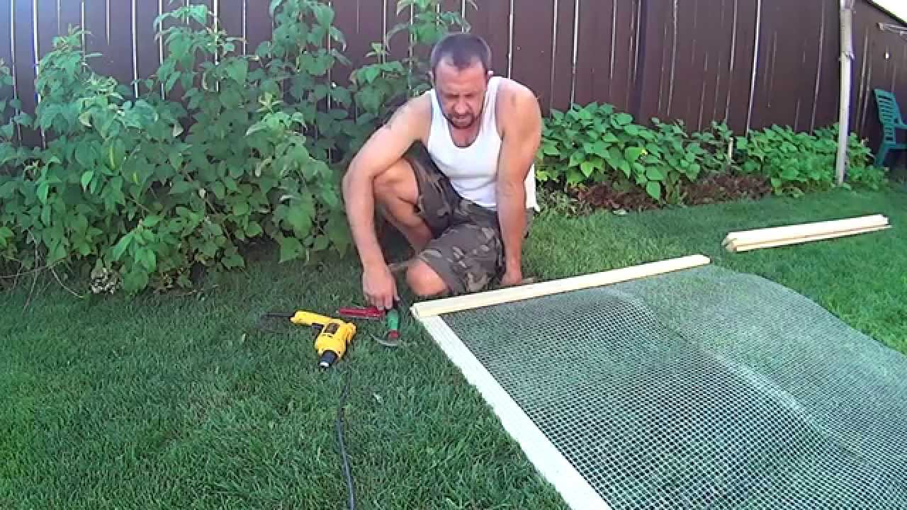How To Make A Large Bird Cage Pt.1/2   YouTube