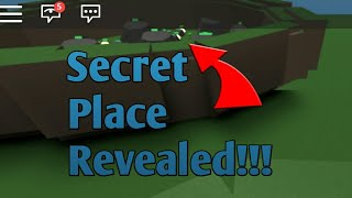 Secret Place Revealed!!! | BeyBlade:Rebirth ROBLOX!