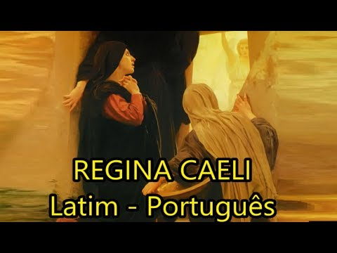 Regina Caeli - Rainha do céu - LEGENDADO PTBR