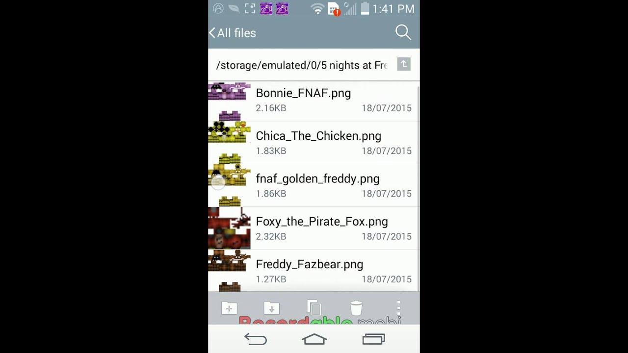 Download Fnaf Skins For Minecraft At Description YouTube - Skins para minecraft pe bonnie
