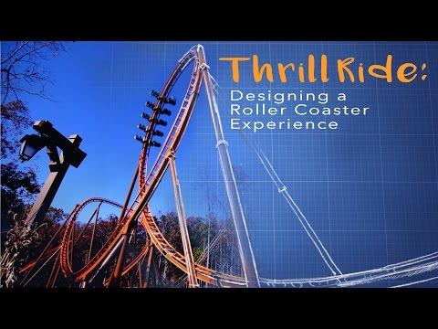 Designing A Roller Coaster Experience Holiday World Youtube