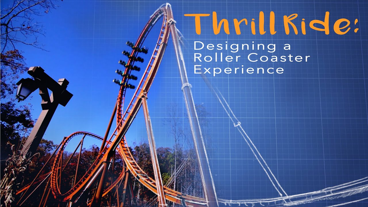 Designing a Roller Coaster Experience: Holiday World - YouTube