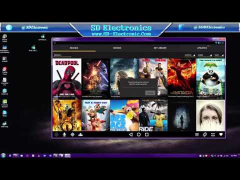 how to install showbox on pc
