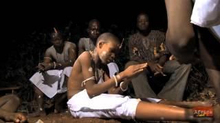Бенинское племя Встреча с духом Фа