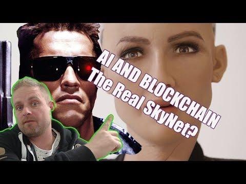 A.I. & The Blockchain