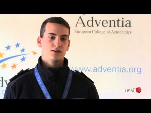 Reportaje Primeros Alumnos Grado inician Practicas de Vuelo