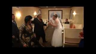 Vegas Wedding | The Cousin Barry and Sandy