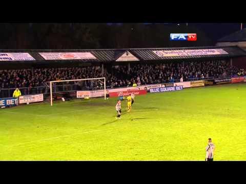 Download Dorchester Town vs Plymouth Argyle 1 - 0 | FATV