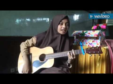 Cover Dheandra - Sendiri By Nur Aurina F. S