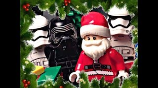 A Lego STAR WARS Christmas