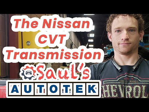 Repairing Your Nissan CVT Transmission in Denver Colorado Nissan Repair Experts Saul's AUTOTEK