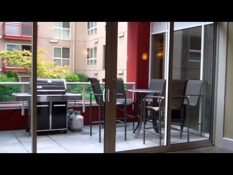 Centennial Tower and Court Apartments - Seattle - Community Lounge